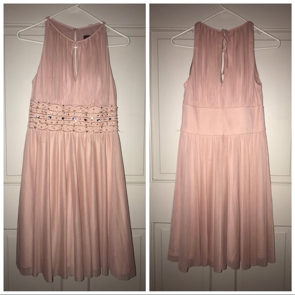 9316d98c94a1 Jessica Howard Dresses | Dirty Pink Formal Dress | Poshmark